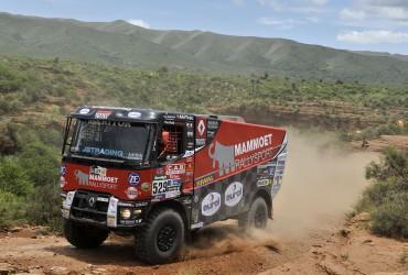 MKR technology – zprávy z Dakaru