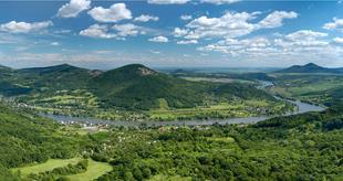 Labská stezka v úseku Velké Žernoseky – Ústí nad Labem – Děčín