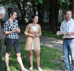 V Litoměřicích začalo mezinárodní sochařské sympozium