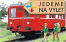Turistická sezóna ještě nekončí – nostalgické železniční linky zvou na výlet