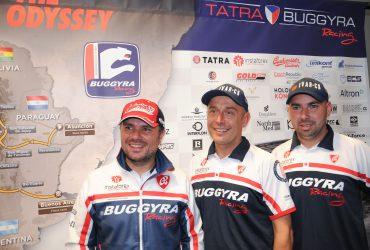Nejtěžší Dakar, shodují se jezdci Tatra Buggyra Racing týmu