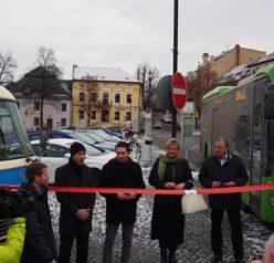 Snadnější cestování autobusem či vlakem mezi Ústeckým a Středočeským krajem
