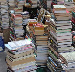 Druhá šance pro knihy – radost pro pacienty
