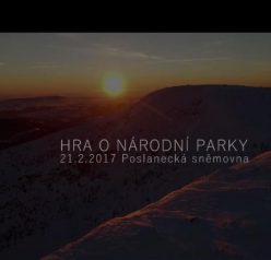 """video – """"Máme vážné obavy o existenci našich národních parků…"""""""