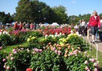 Proběhly dvě spojené výstavy Tržnice Zahrady Čech a Bydlení na Zahradě Čech.