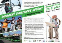 Přijeďte zahájit letní turistickou sezónu v Krušných horách veřejnou dopravou a mimořádně integrovanou lanovkou na Komáří vížku