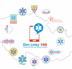 Den linky 155 připomíná záslužnou práci záchranářů
