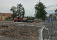 Práce na autobusovém nádraží opět postoupily