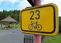 Cyklotrasami Ústeckého kraje brázdí stále více cyklistů