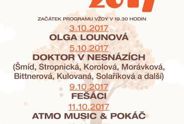 Program Beřkovického podzimu 2017
