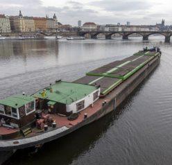 Zvýšení parametrů Vltavské vodní cesty do Prahy bude spolufinancovat EU
