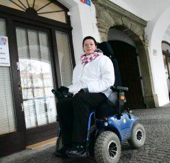 Městský úřad otevřel bezbariérovou kancelář nejen pro handicapované