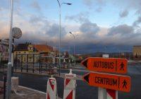 22. prosince od 12:00 bude autobusové nádraží uvedeno do provozu