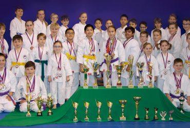 Lovosickému Shotokanu se daří
