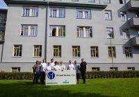 Den firemního dobrovolnictví v SeneCura SeniorCentru Terezín