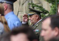 Ústecký kraj si připomněl 73. výročí ukončení 2. světové války