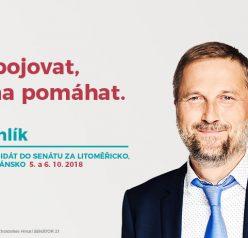 video – kandidát na senátora Libor Uhlík