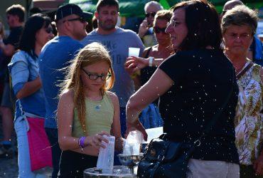Na Pivních slavnostech v Litoměřicích uhasilo žízeň 4 tisíce návštěvníků
