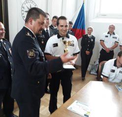 Prvenství získal litoměřický policista