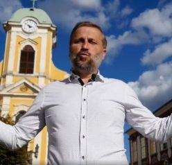 Libor Uhlík přichází se svým druhým volebním videem