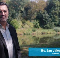 Jan Jakub – Lovosice se musí stát místem pro život