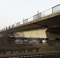 Most ve Štětí se uzavře na 64 týdnů