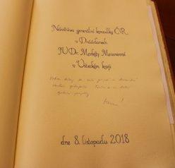 Ústecký kraj navštívila generální konzulka Meissnerová