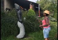Maudy Muhoni opět v Černochově
