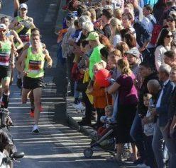 Půlmaraton v Ústí má za vítěze prvního neafrického běžce