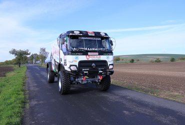 MKR Technology pošle na Dakar kvartet kamionů s prvním hybridem na světě