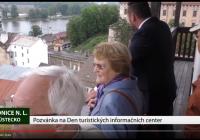Regionální TV Ústecka – Pozvánka na den turistických center
