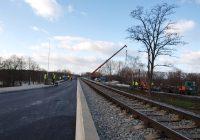 Rekonstrukce mostu ve Štětí