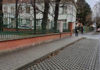 Renovace chodníků v ul. 28. října je hotova