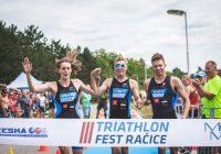 V Labe aréně Ústeckého kraje se po mnoha letech setkala česká triatlonová špička