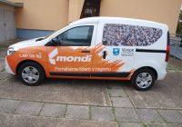 Město Štětí nabízí Senior dopravu