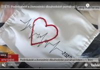 Litoměřicko24 – Podnikatelé a živnostníci dlouhodobě pomáhají lidem v 1. linii