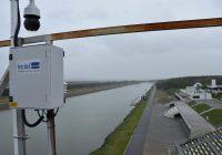 Cílovou věž v Labe aréně v Račicích ozdobila pohyblivá panoramatická kamera