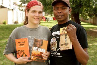 Spisovatelka zve na dobrodružnou cestu do Afriky